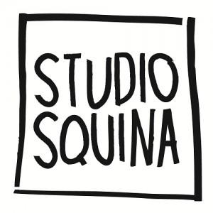 Logo Studio Squina NEGRO peq